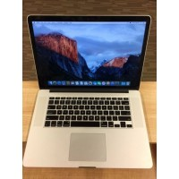 "Macbook Pro Retina Core i7 15"" 2014 A1398 2.5Ghz Used"