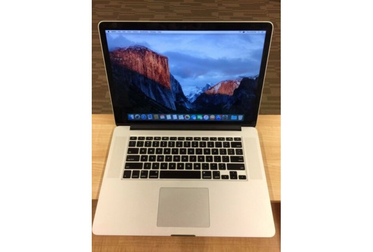 "Macbook Pro Retina Core i7 15"" 2014 A1398 2.5Ghz Used"