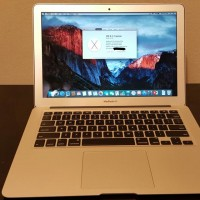"Macbook Air 13"" Core i5 Model 2017"