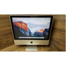 "Used Apple Imac 20"" Core 2 Duo 2.0Ghz - 4Gb Ram - 250Gb Hard drive"