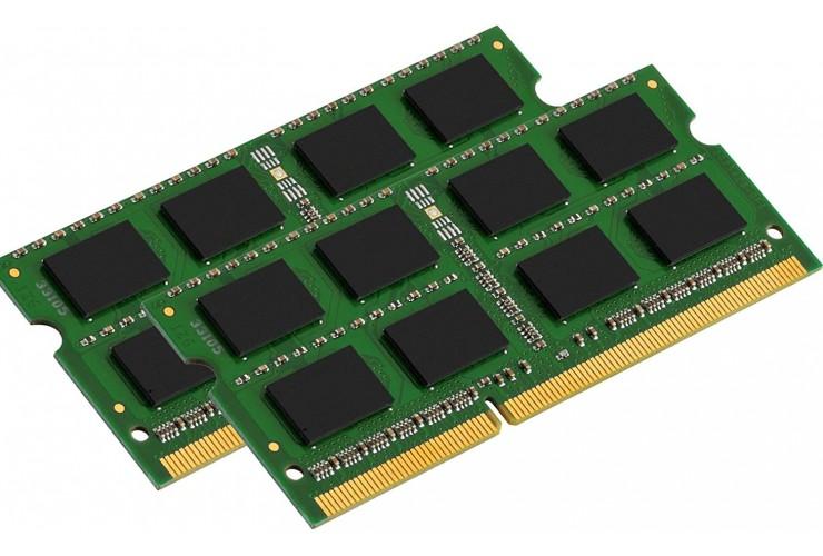 8GB PC3-8500S 1066Mhz Memory MacBook Pro